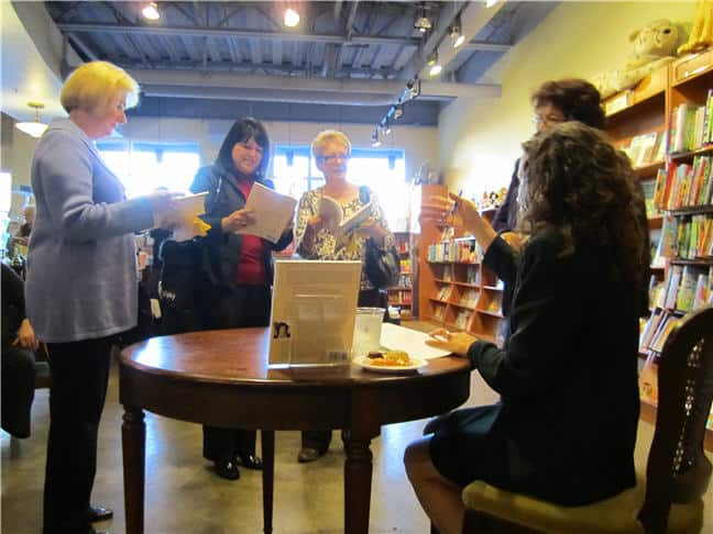 Launch Party at The Twig Book Shop: Less Stress for Teachers