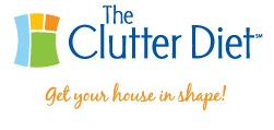 Clutter Diet - Get your house in shape!
