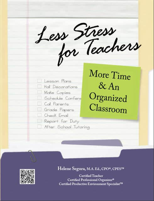 Lower the teacher drop-out rate: Less Stress for Teachers