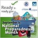 National Preparedness Month - Ready.gov
