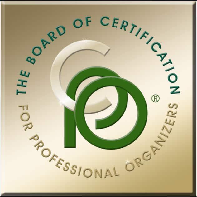Certified Professional Organizer in San Antonio Helene Segura
