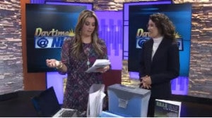 Daytime Nine Kimberly Crawford - Help families get organized