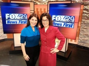 Fox News First - Holiday Organizing Tips - Monica Taylor - Helene Segura