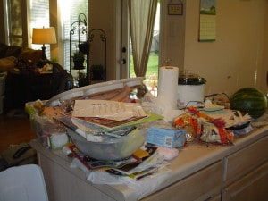 Spring organizing projects - Cut the clutter so you can enjoy your kitchen