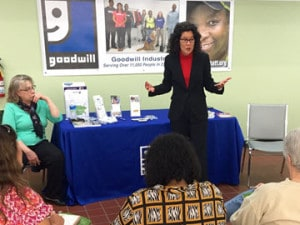 Get organized - Goodwill Chatt workshop