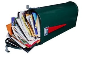 get removed from mailing lists - how to get organized